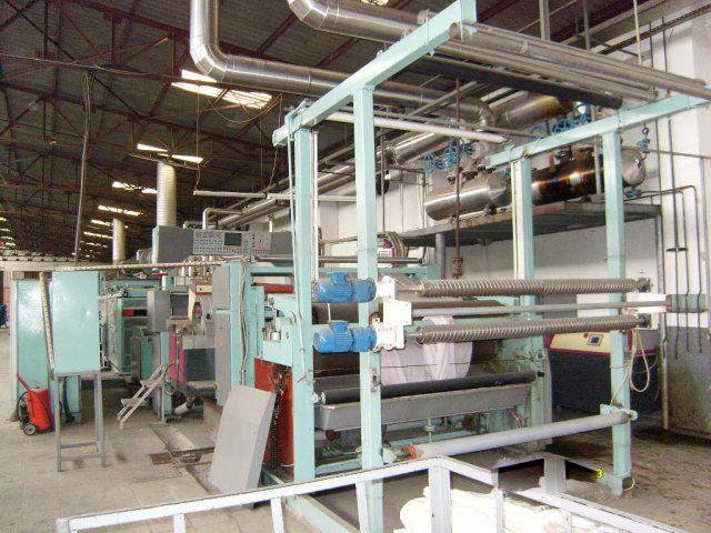Elitex 180 Cm Stenter machine