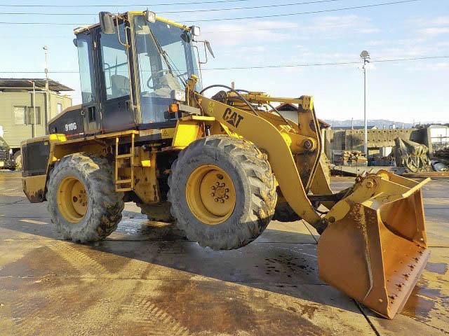 CAT 910G WHEEL LOADER
