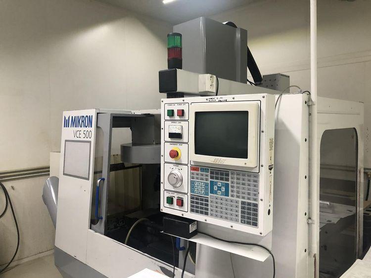 Mikron VCE 500