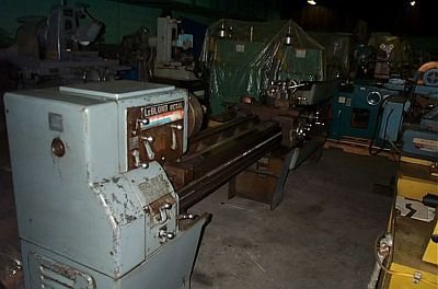 "Leblond Engine Lathe 1000 rpm 17"" X 96"""