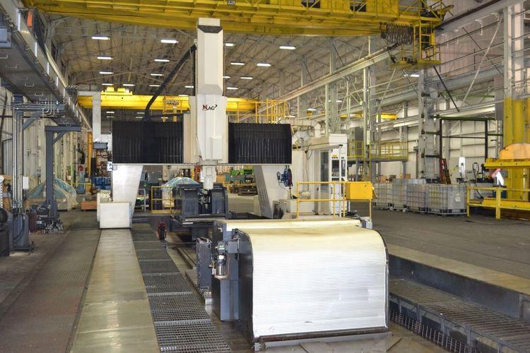 Cincinnati U5-1500 Rail Type 3000 RPM