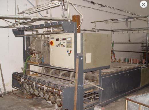 Superba Highbalk Yarn Machine