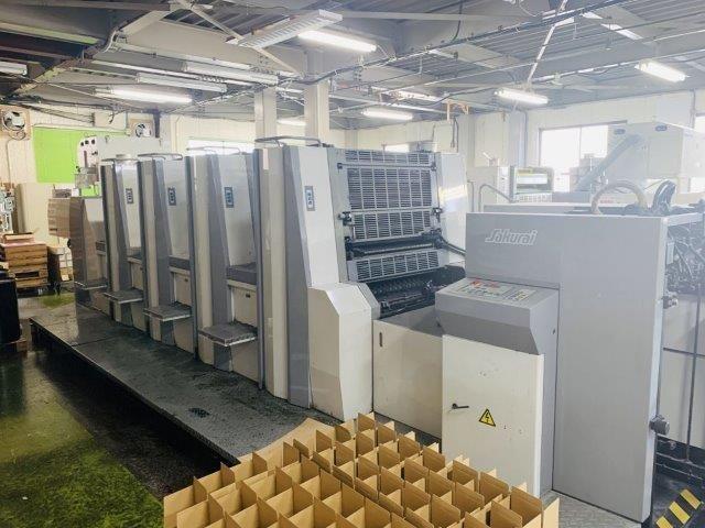 Sakurai OLIVER 475SD 600 x 770mm