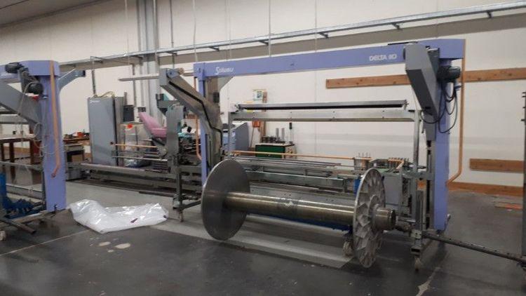 Staubli DELTA 110 Drawing in machine