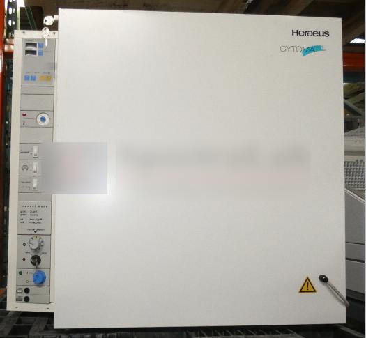 Heraeus Cytomat 6001 Automated Incubator HS