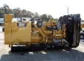 Caterpillar C27 Diesel Generator 700 KW
