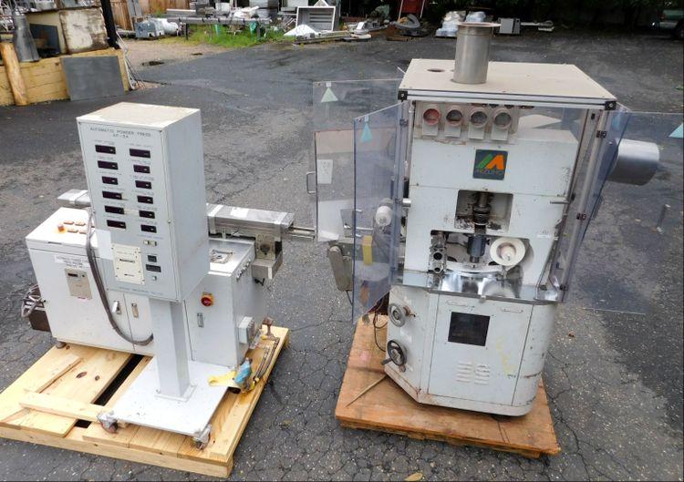 Mizuho ap-3a  Powder Press