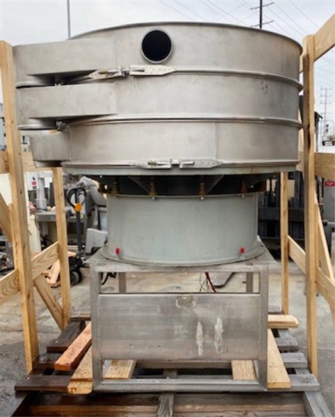 Macon Double Deck Sifter