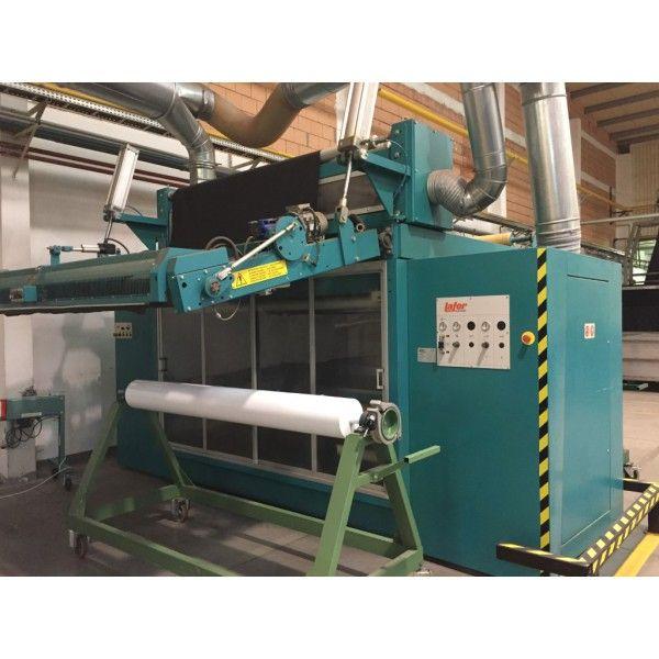 Lafer Ultrasoft Y 200 Cm Sueding machines