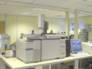 Agilent 5973 GC-MS System