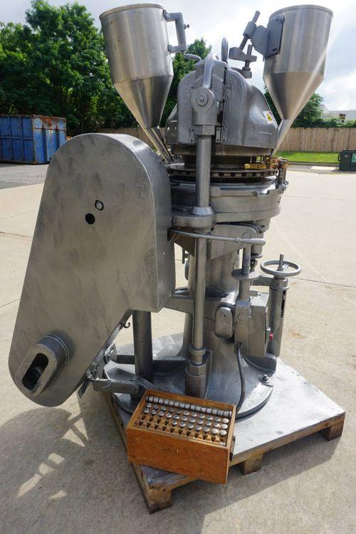 Stokes 35 Station Rotary Tablet Press