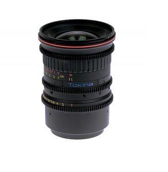 Tokino 11-16mm T3 Zoom Lens Sony E Mount