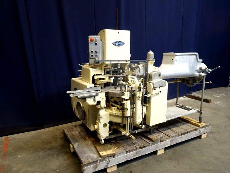 Benhil automatic filling and wrapping machine