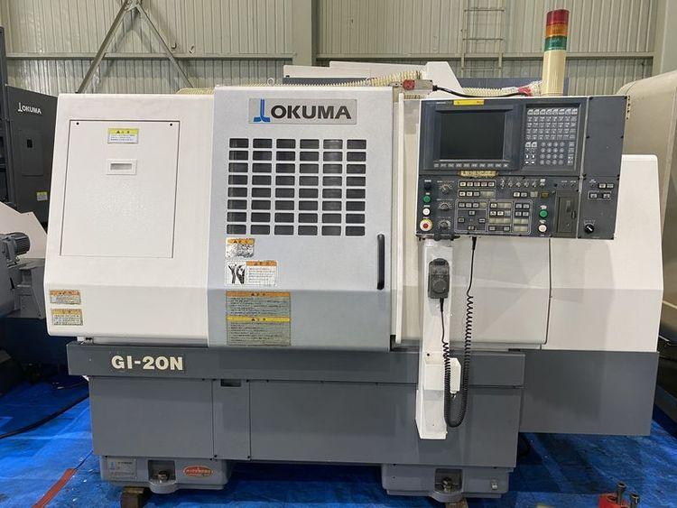 Okuma OSP-U10G 750 rpm GI-20N 2WS 2 Axis