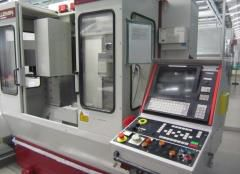 Willemin MACODEL W 418 3 Axis