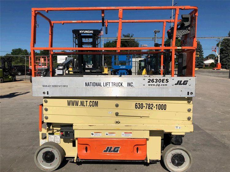 JLG Industries 2630ES  SCISSOR ELEC