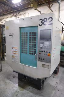 Brother TC-S2D 10000 rpm Vertical Drilling & Tapping Center