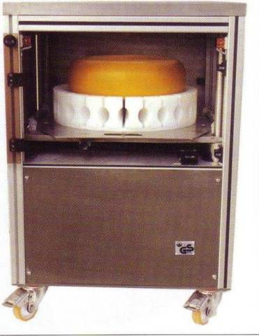 Doma T KT 2/5 Cheese cutting machine