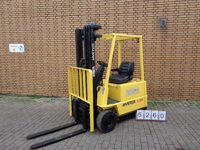 Hyster A1.50XL 1500 Kg