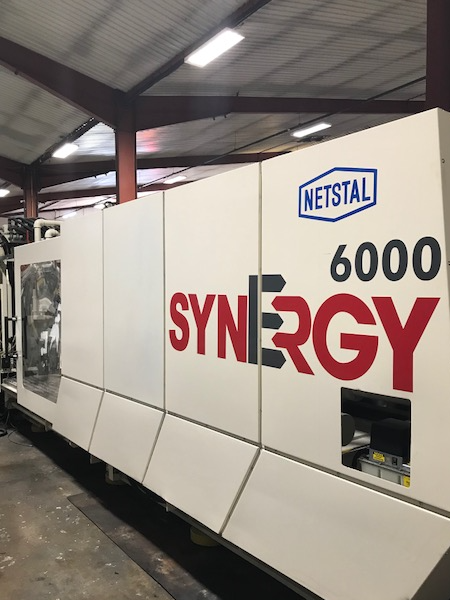 Netstal SYNERGY 600 Ton