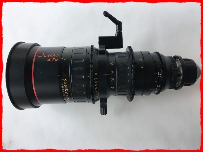 Angenieux OPTIMO 17-80MM Lens