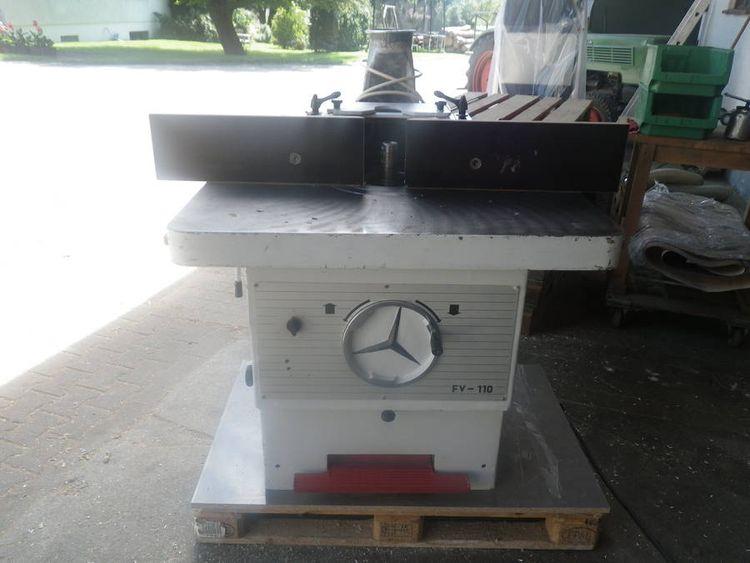 GEA spindle moulder