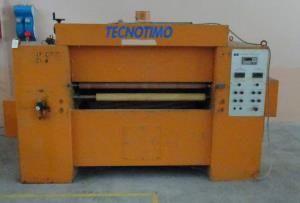 Tecnotimo Top and bottom brushing machine