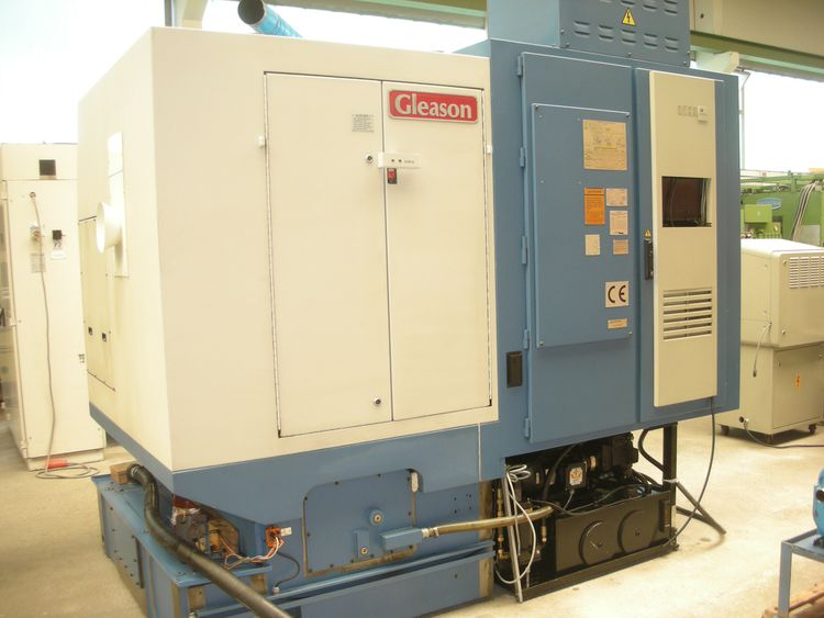 Gleason PHOENIX HG 200 Max. 30 rpm CNC Grinding Machine for Spiral and Hypoid Bevel Gears