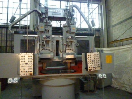 Springfield 48E-2MS Vertical turning lathe
