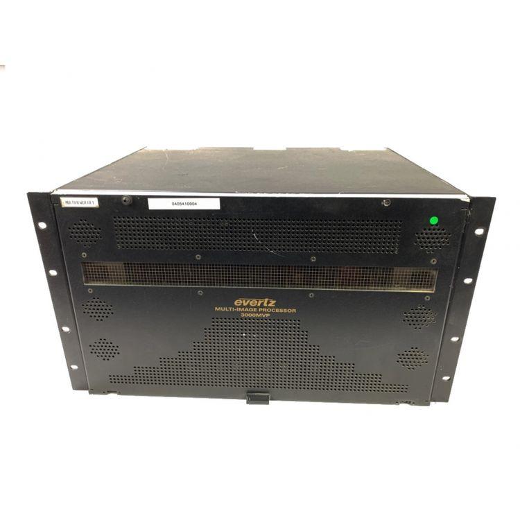 Evertz 3000MVP Multiviewer
