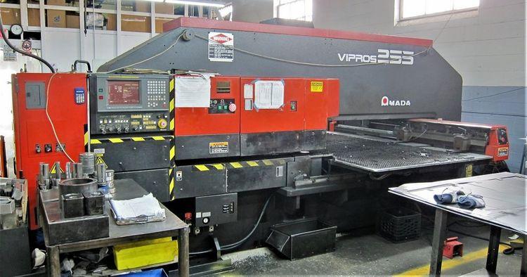 Amada Vipros 255 22 Ton