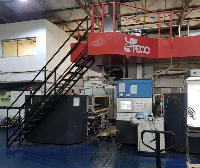 Uteco ONYX, Flexo printer 8 1200 mm