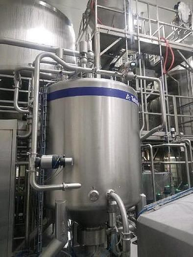 Tetra Pak High Shear mixer