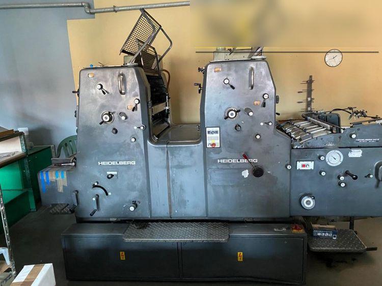 Heidelberg MOZ-E 480 x 650 mm