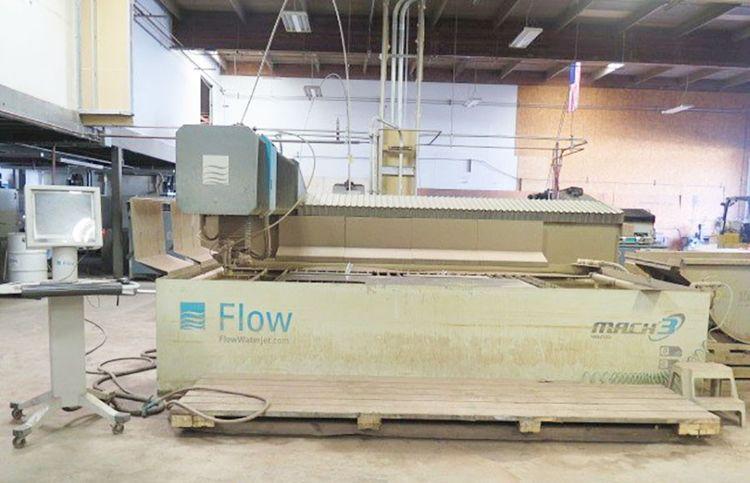 Flow Mach3 4020b Flow CNC  Controls