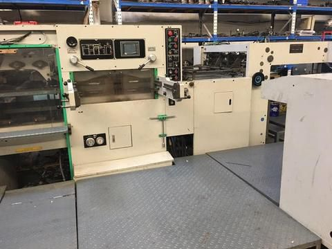 SBL 1050 FOILING PRESS