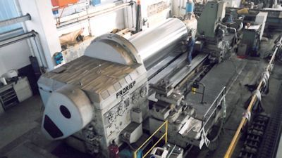 Froriep Cylinder lathe Variable