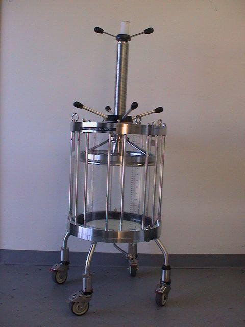 Amersham GE BPG Portable Chromatography Column