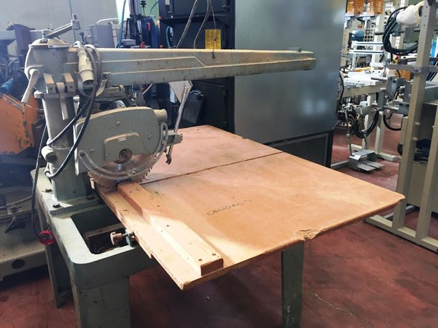 Others RADIAL SAW