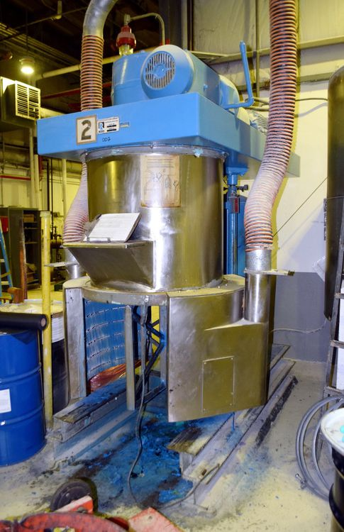 Ross HDM 100 Double Planetary Mixer