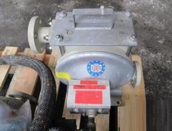 3 Flotronic Ployloflo Diaphragm Pump
