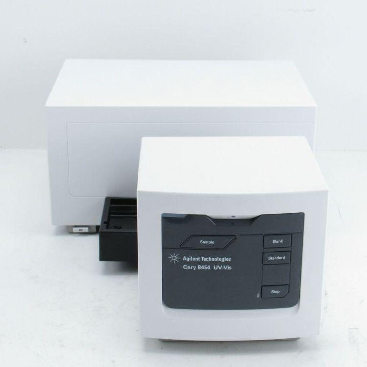 Agilent CARY 8454 UV-VIS SPECTROPHOTOMETER