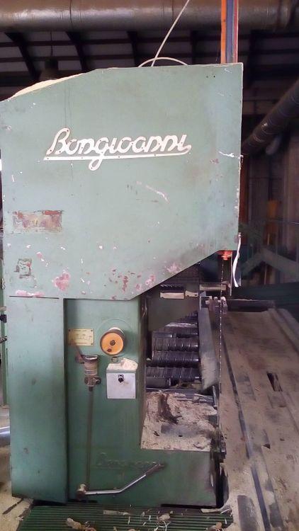 Bongioanni 1100 SAW MILL