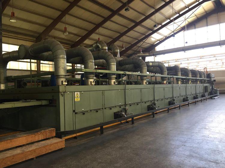 Monforts 14 G/K 340 Cm Stenter