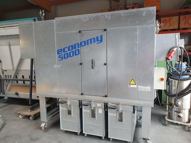 Hurricane Economy 5000, Clean air extraction