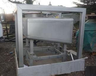 Others Stainless Steel Storage Tank