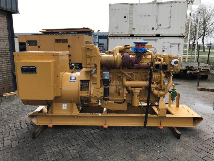 Caterpillar 3406 Generator Set 320 kVa