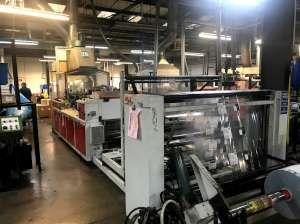 FMC, Hudson Sharp Wicketer bag machine