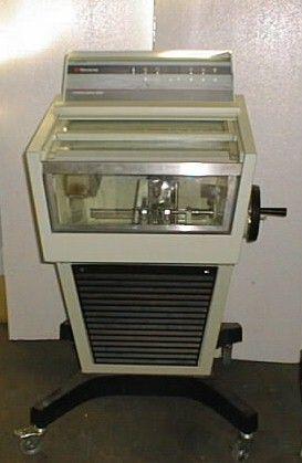 I E C Minotome Series-II Cryostate Microtome