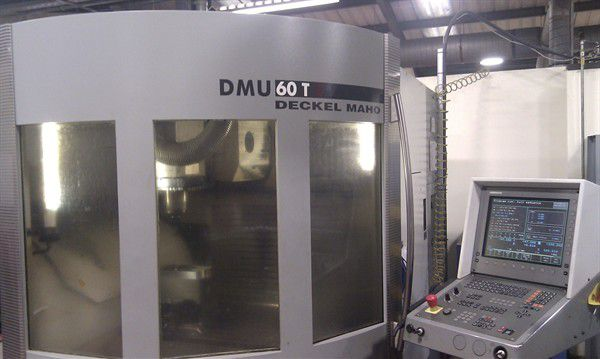 Deckel Maho Deckel Maho DMU 60T 4
